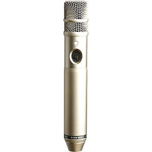 Microphone condensateur Rode NT3