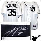 Justin Verlander Signed Jersey