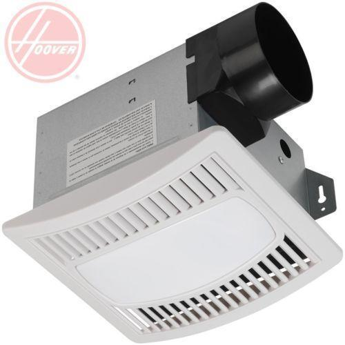 Bath exhaust fan light ebay - Round bathroom exhaust fan with light ...