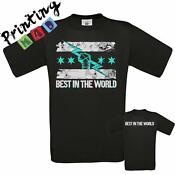 Cm Punk Best in The World T Shirt
