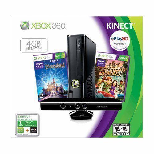 Xbox 360 Kinect Bundle...