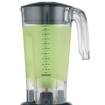 44 oz. Blender Container Polycarbonate, for Rio Blenders
