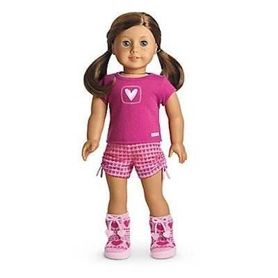 *NEW* American Girl ~ Sweetheart Pajamas ~ Brand NEW in Original Box!!!