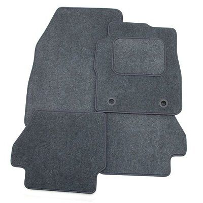 Audi TT Mk1 1999 2006 Tailored Fitted Carpet Car Floor Mats GREY WITH GREY TRIM