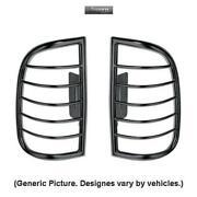 Silverado Tail Light Covers