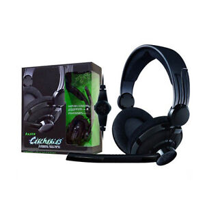 Razer Carcharias Music Gaming Headphone Headset w Mic