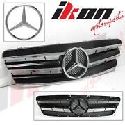Mercedes C230 Grill