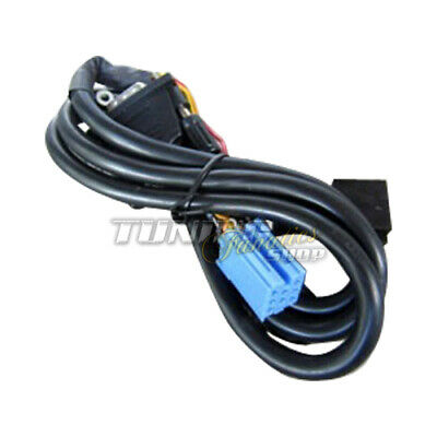 For Vw Audi Seat Skoda 8pin Iso Cable Loom Yatour DMC MP3 Changer MT-06