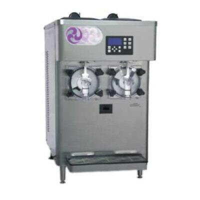 Stoelting E122-38i2p Countertop Air Cooled Frozen Beverage Shake Machine