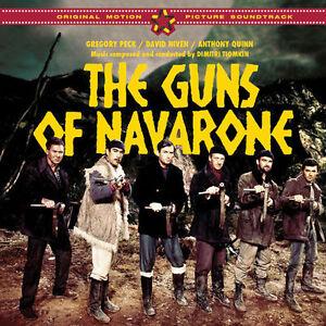 The Guns Of Navarone - Complete + Bonus - Limited Edition - Dimitri Tiomkin