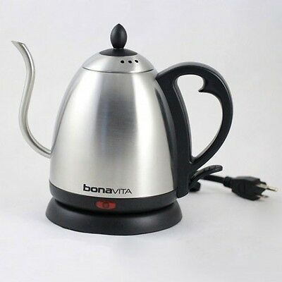 Bonavita 1.0L Gooseneck Electric Kettle 29601 Electric Kettle NEW