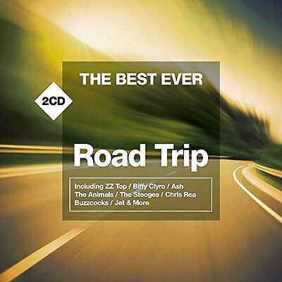THE BEST EVER: Road Trip [CD]