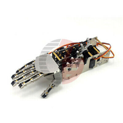 5dof Humanoid 5 Fingers Manipulator Arm Right Hand5pcs Servo Kit For Robot Diy