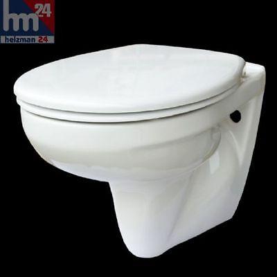Gustavsberg Saval 2.0 Wand-Tiefspül-WC 7G061001 inkl. WC Sitz mit Softclose