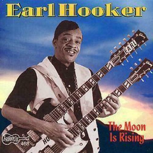 Earl Hooker Blues Guitar The Moon Is Rising CD Arhoolie Label NICE CLEAN COPY - $19.99