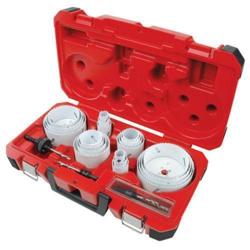 Cobalt Drill Bit Set >> Hole Saw Kit | eBay