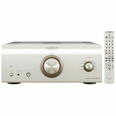 Denon PMA-SX11 Pre-main Amplificador [Premium Plateado] Japón Doméstico Nuevo