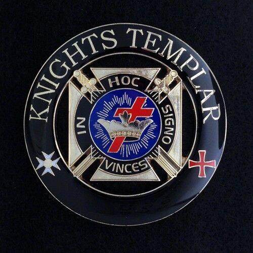 Die Cast Auto Emblem - Knights Templar (KTA-200)