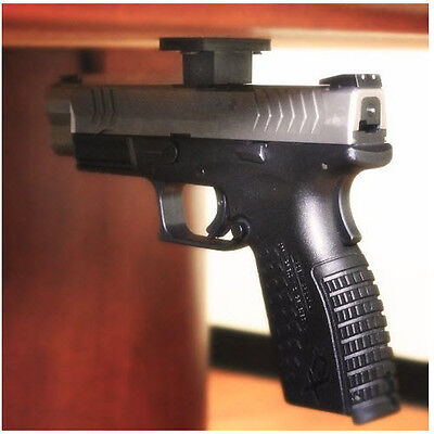 Tactical Quick Draw Gun Magnet Concealed Pistol Holder Handg