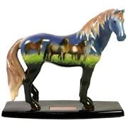 Ceramic Horse Figurine