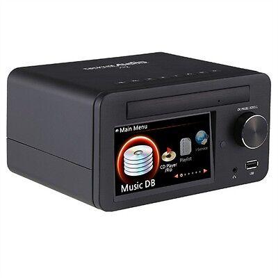 Cocktail Audio X12 All-in-One Verstärker HD Musikserver Streaming Tidal Deezer