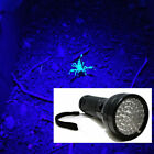 LED AA UV Camping & Hiking Flashlights