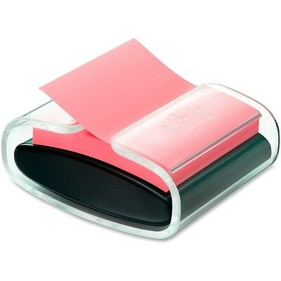 Post-it Pop-up Notes Wrap Dispenser 3 X 3 Black
