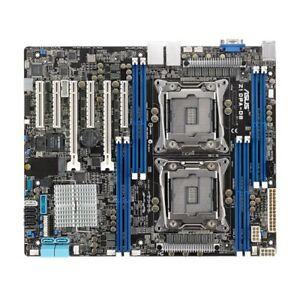 ASUS Z10PA-D8 ATX Server Motherboard- Dual Socket R3 LGA 2011-3