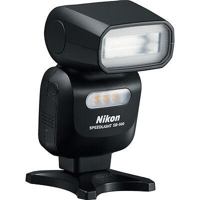 Nikon SB-500 AF Speedlight Flash 4814