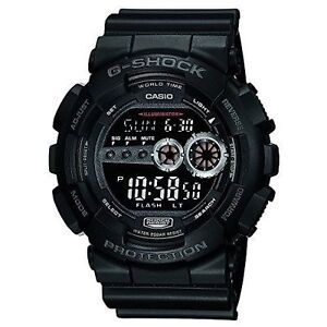 f1104ded841 Casio G-Shock GD100-1B X-Large Digital Military Series Watch