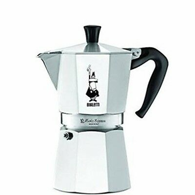 Bialetti Cuban and Espresso Coffee Makers. 3 cup