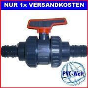 PVC Kugelhahn