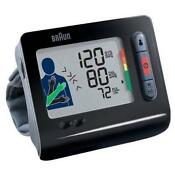 Braun Wrist Blood Pressure Monitor