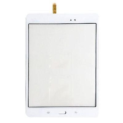 "White Samsung Galaxy TAB S2 8"" SM-T713N T713N Touch Screen Digitizer Glass Lens"