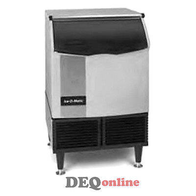 Ice-o-matic Iceu150ha Air Cooled 185 Lb24 Hour Undercounter Cube Ice Maker