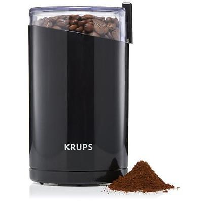 KRUPS Electric Coffee Bean Nut Grinder with ...