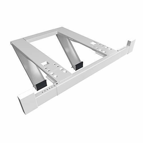 ALPINE HARDWARE Drill-Less Universal Window Air Conditioner Bracket - Window AC