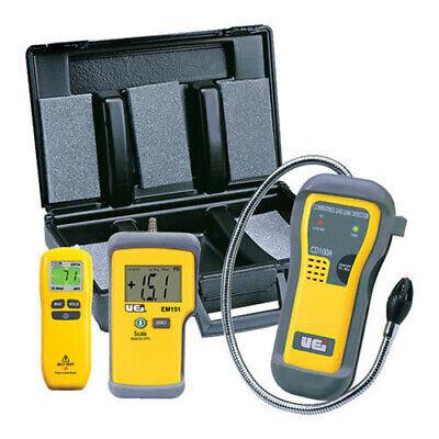 Uei Lpkitplus Lp Pro Plus Test Kit Gas Leak Detector Co Detector Manometer