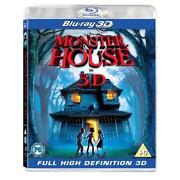 3D Blu Ray Movies Monster House