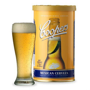 Coopers Mexican Cerveza beer kit IN STOCK