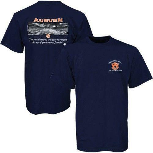 Auburn shirt college ncaa ebay for Auburn tigers football t shirts