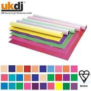 Coloured Gel Sheets