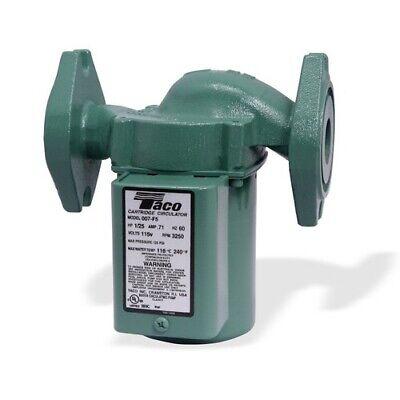 Taco 007-f5-cast Iron Circulator Pump Brand New
