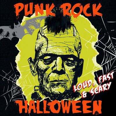 - Loud Fast & Scary - Various Artist (2017, CD NUOVO) (Rock Halloween 2017)