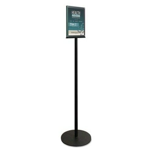 deflecto 692056 Double-Sided Magnetic Sign Stand