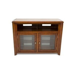 "50"" Largeur/Wide, CREDENZA, Bois solid/wood et vernis, Walnut"