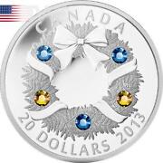 Holiday Silver Coin