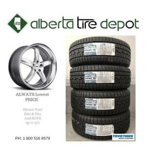 10% SALE LOWEST Price OPEN 7 DAYS Toyo Tires All Weather 225/55R17 Toyo Celsius Shipping Available Trusted Business