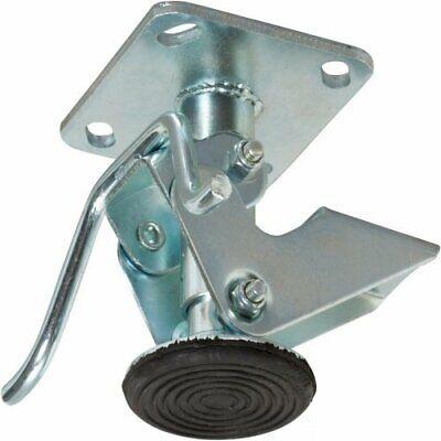 Caster Hq - 5 Inch Floor Lock - Fl50117 - 4 X 4-12 Top Plate - 6-34 - 5-12