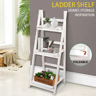 Wooden Shelving Plant Stands